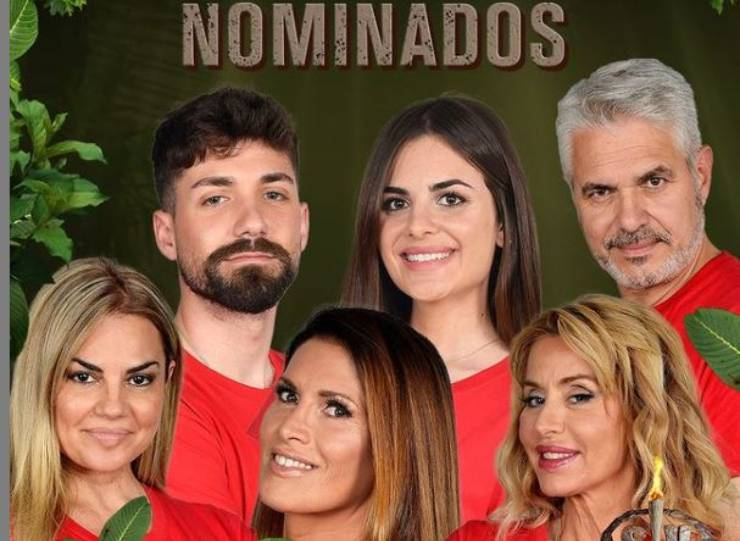 Valeria in nomination