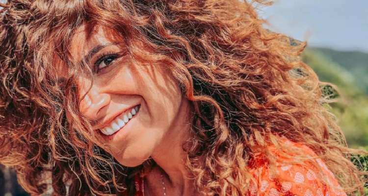 Veronica Ruggeri sorriso