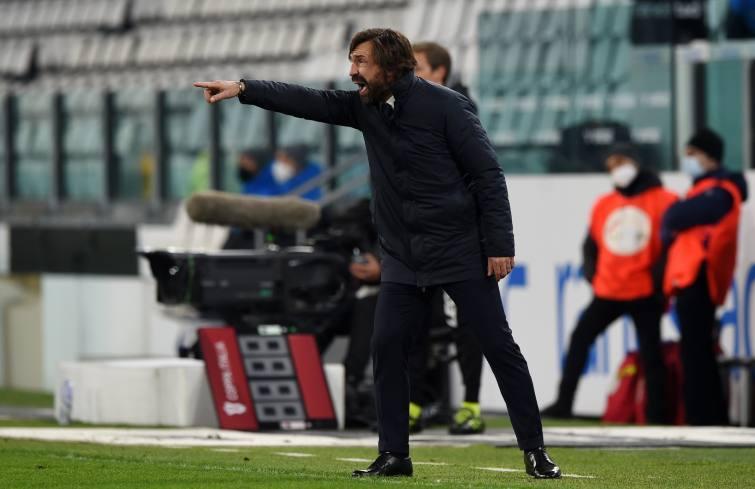 Juventus Inter niente pasillo