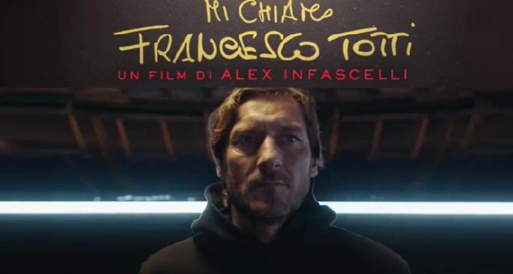 documentario Mi chiamo Francesco Totti