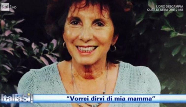 Mamma Marco Liorni Italia Si
