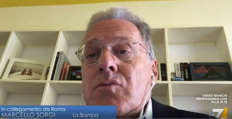 Marcello Sorgi giornalista