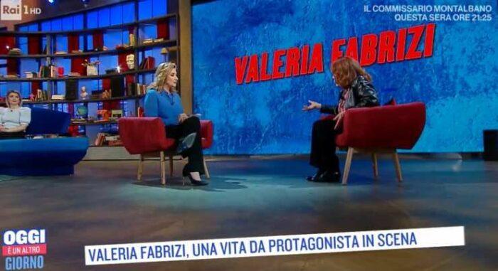 Serena Bortone e Valeria Fabrizi