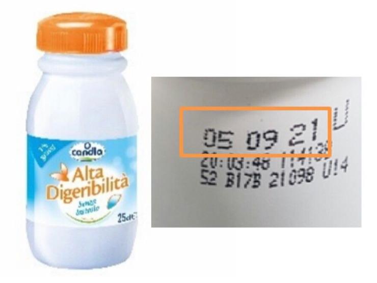 latte ad alta digeribilità