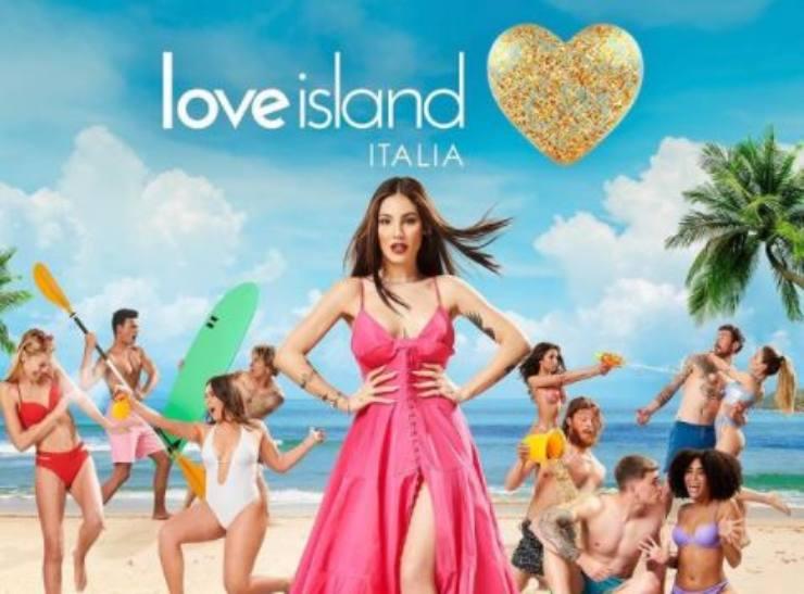 Locandina di Love Island