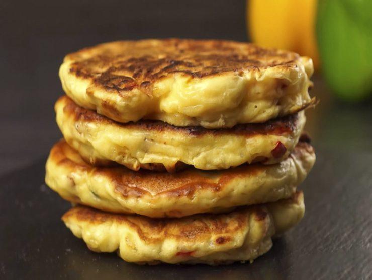 pancakes ricetta pasto veloce