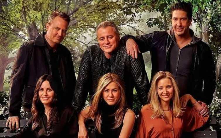 Friends reunion cast protagonisti