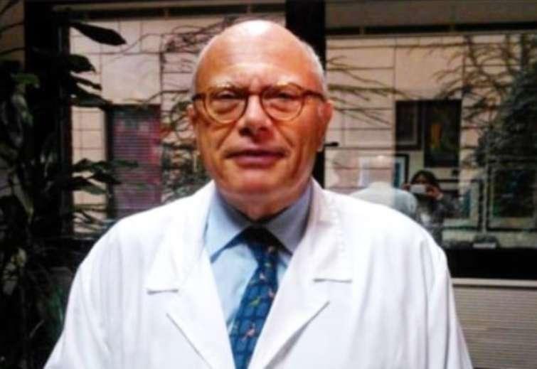 Massimo Galli infettivologo