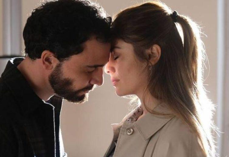 Simone Liberati e Greta Scarano in Chiamami ancora amore