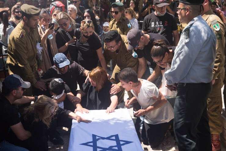 vittime israeliane guerra Israele Hamas