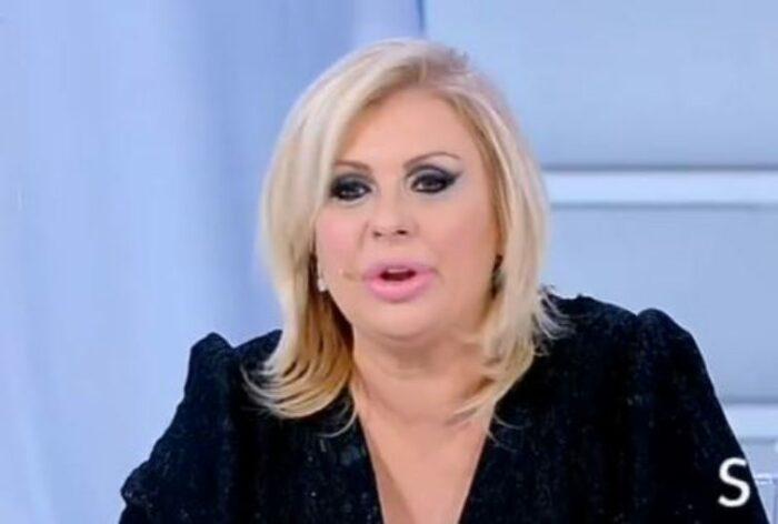 Tina Cipollari scontro con Gemma