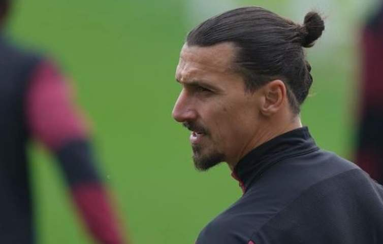 Zlatan Ibrahimovic profilo