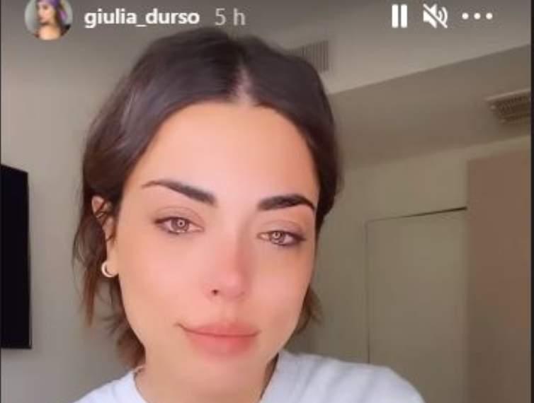 Giulia D'Urso denuncia minacce di morte