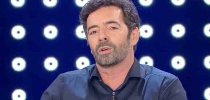 Alberto Matano primo piano