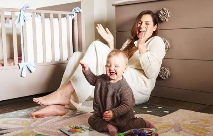 Alena e sua figlia Vivienne