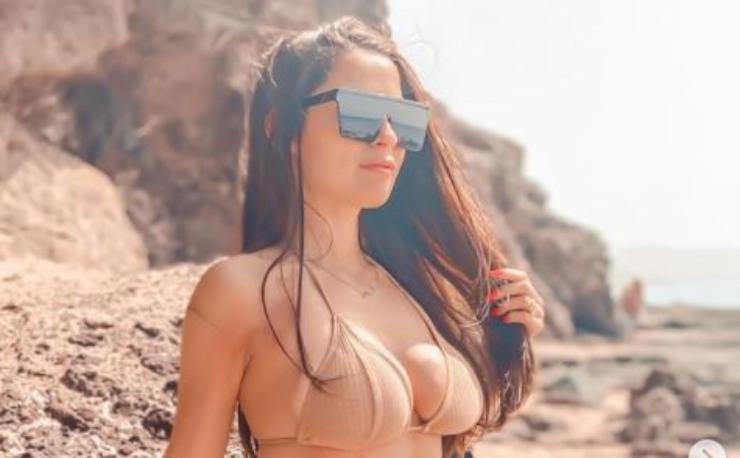 Alessia in vacanza