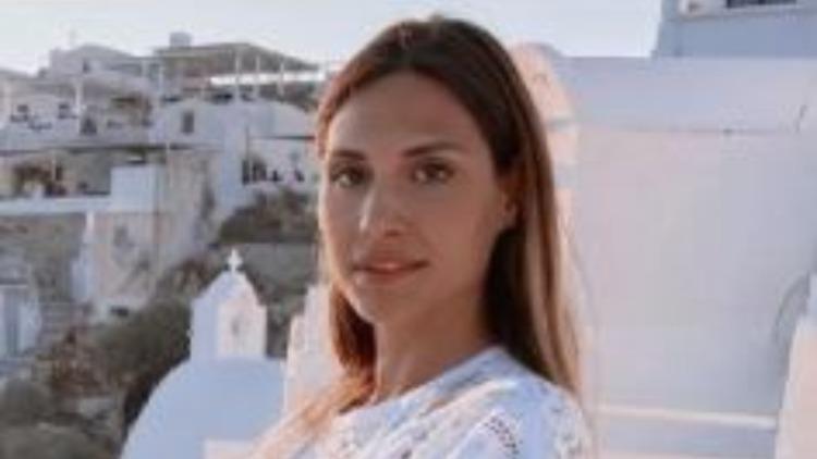 Beatrice Valli Al Tramonto Grecia