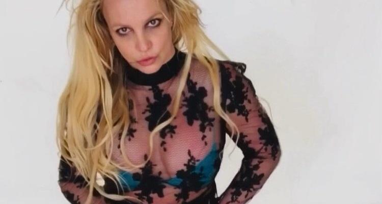 Britney Spears sensuale