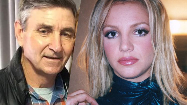 Padre Britney Spears Irriconoscibile