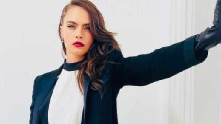 Cara, attrice e modella londinese