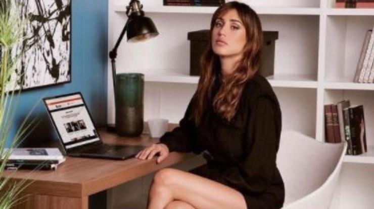 Cecilia, modella argentina