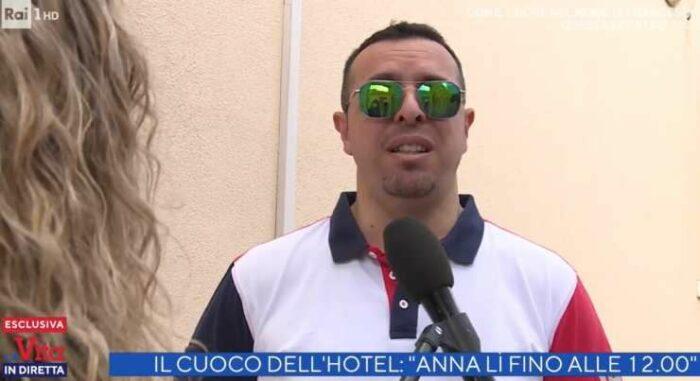 Cuoco Paolo Denise Pipitone