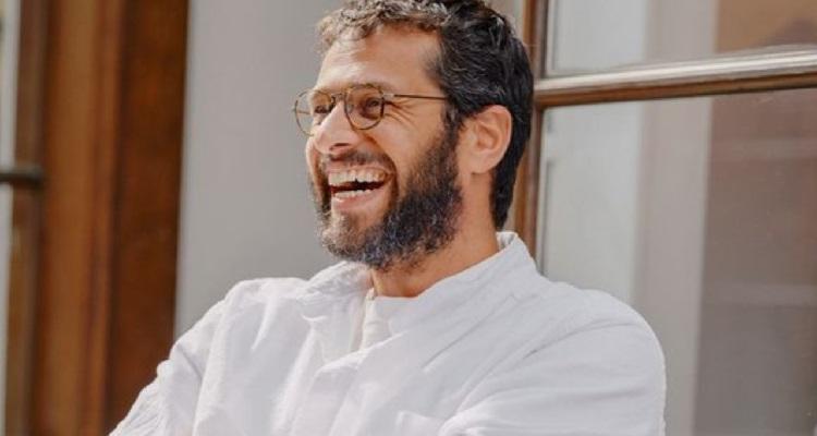 Davide Roberto Baroncini sorriso