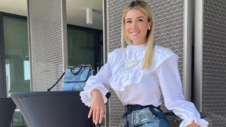 Diletta, giornalista sportiva