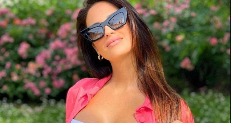 Eleonora Incardona occhiali da sole