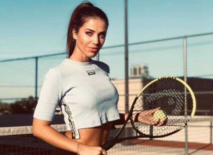 Eleonora, amante dello sport