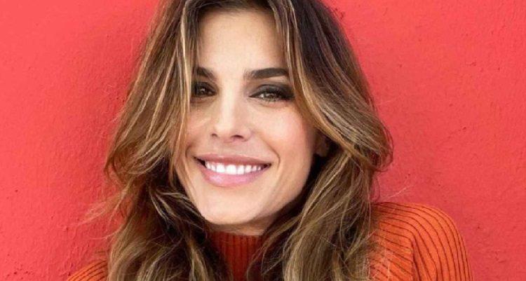 Elisabetta Canalis sorriso