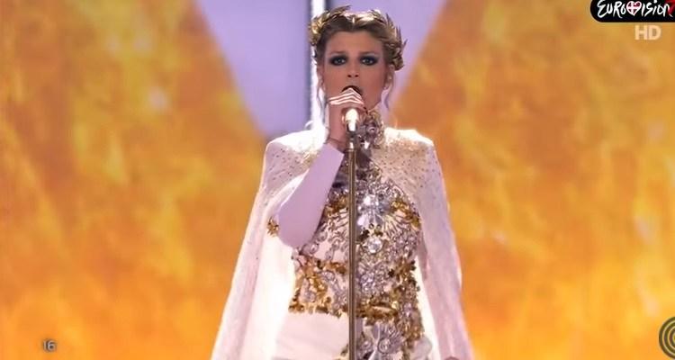 Emma Marrone Eurovision