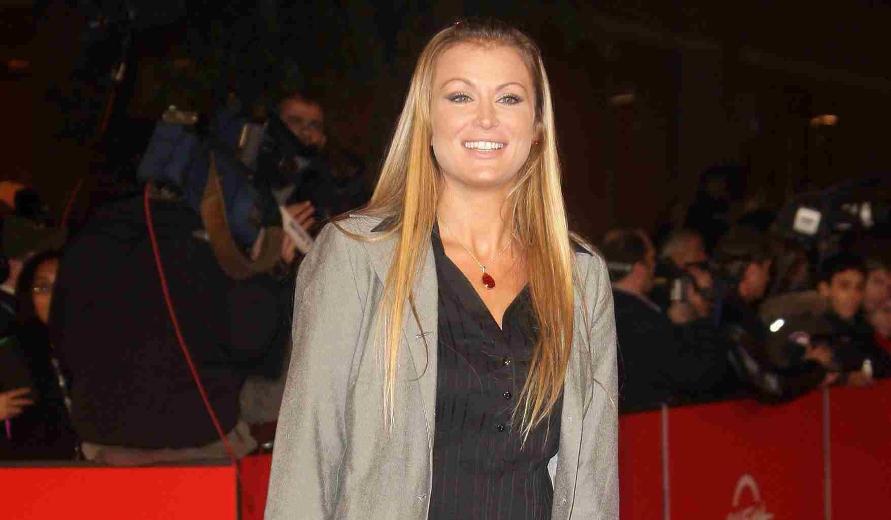 Eva Henger sul red carpet