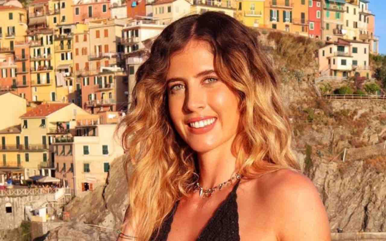Francesca Ferragni sorridente