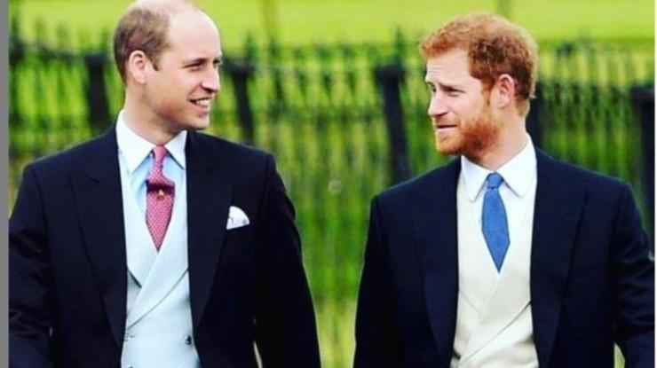 Gli eredi di Lady Diana