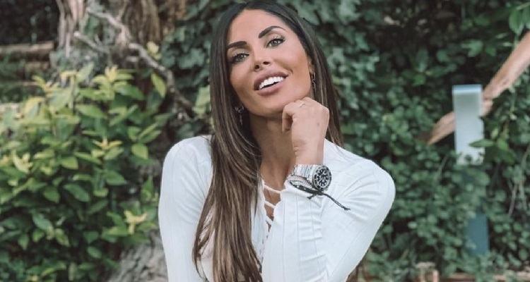 Guendalina Tavassi sorriso