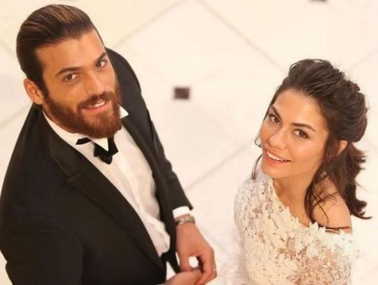 I due attori sposi nella fiction
