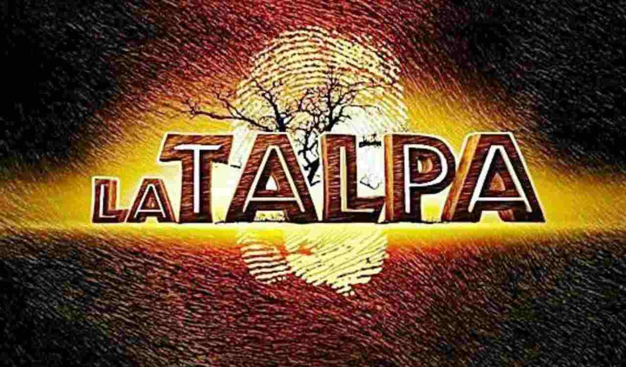 Il logo de 'La Talpa'