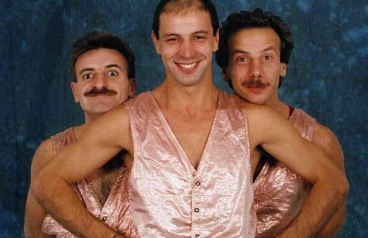 Il trio comico