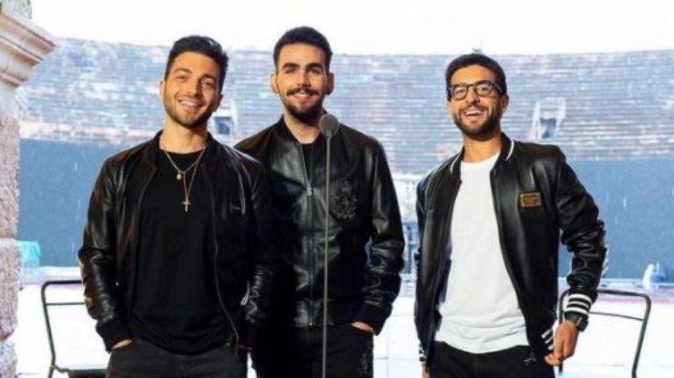 Il volo, vincitori di Sanremo nel 2015