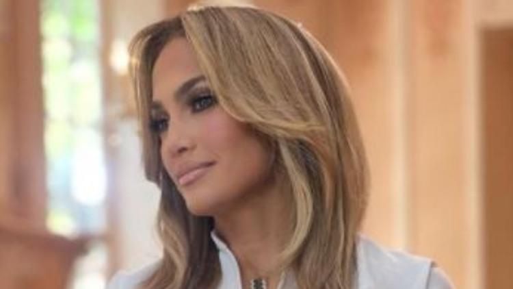Jennifer Lopez Accappatoio Messaggio Fan