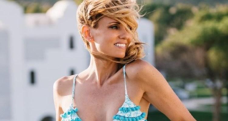 Justine Mattera bikini