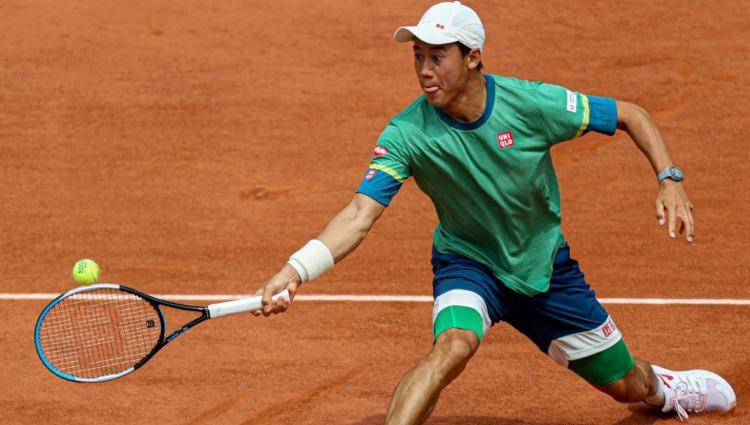 Infortunio Khachanov Roland Garros