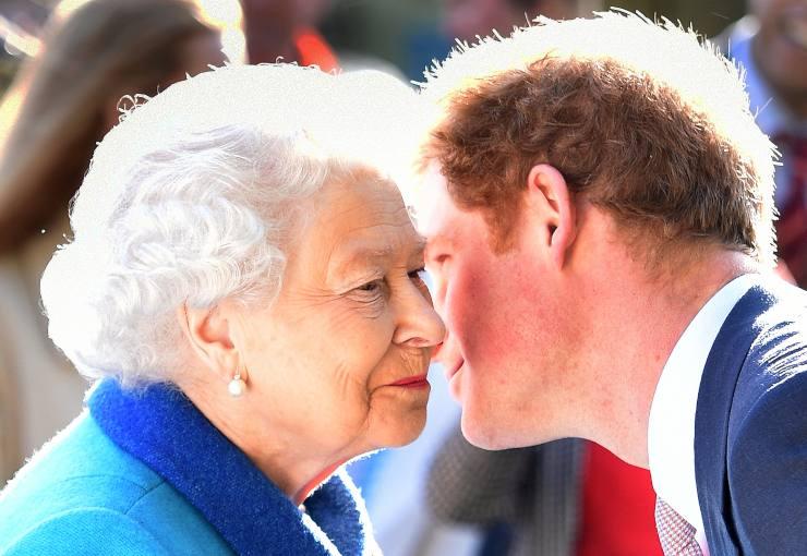 La Regina e suo nipote