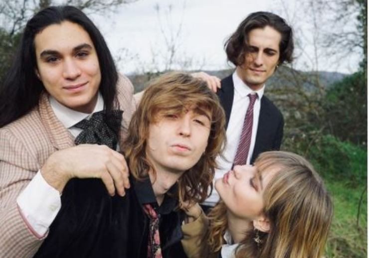 La band vincitrice dell'Eurovision Contest