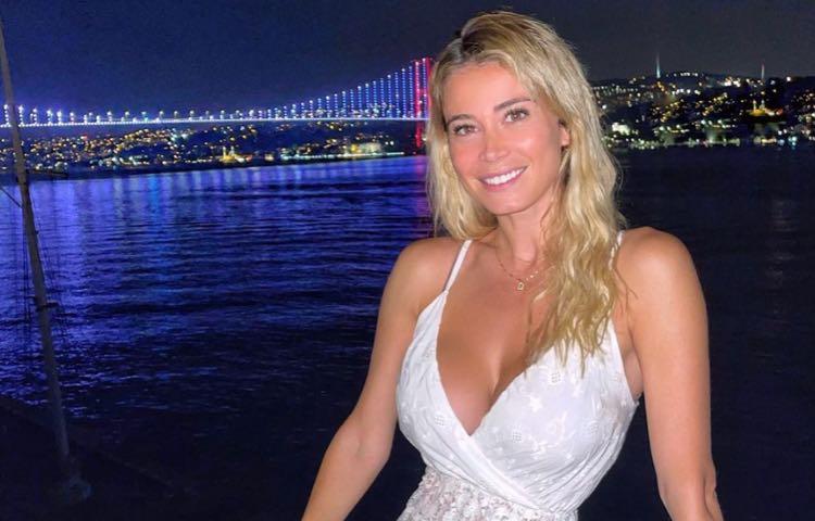 Diletta Leotta in Turchia