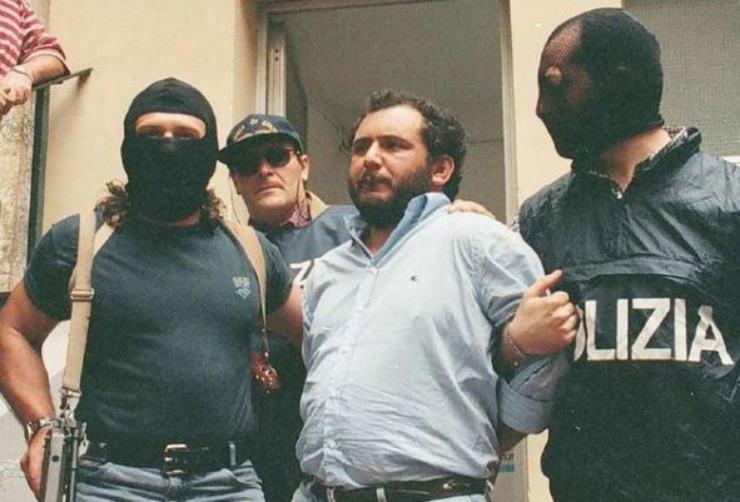 L'arresto del boss mafioso