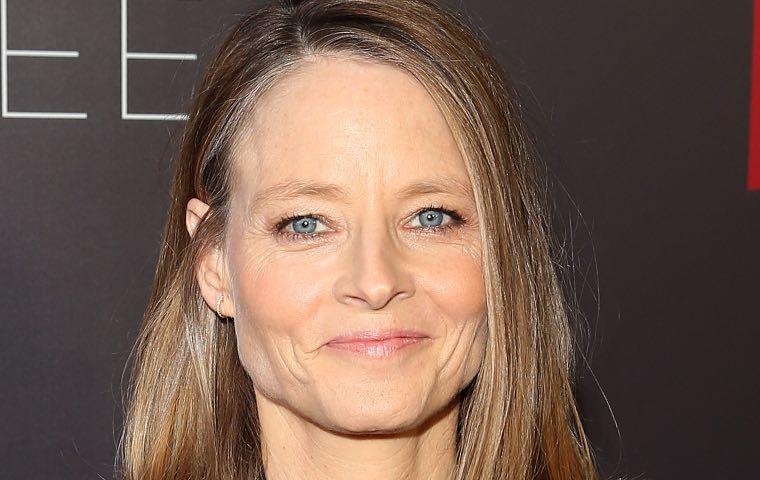 L'attrice Jodie Foster