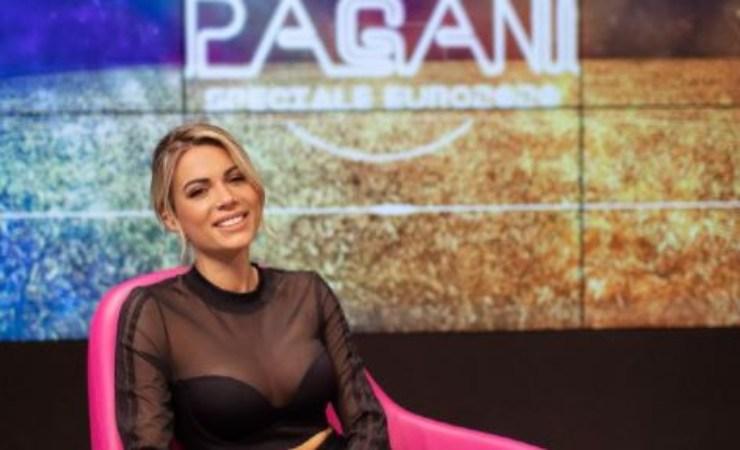 Ludovica, giornalista sportiva