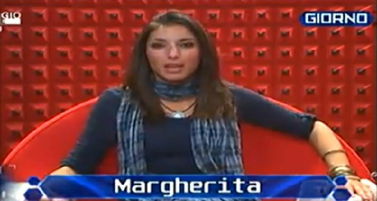 Margherita Zanatta al Gf 11